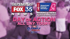 FOX 35 Day of Action Friday