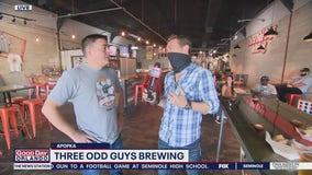 David Martin Reports: Three Odd Guys Brewing