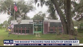 Biggest Packers fans south of Green Bay