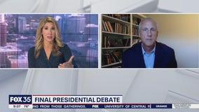 Political expert weighs in on final presidential debate