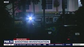 Shooting investigation in Orlando