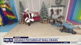 David Martin LIVE: Holiday pictures at Wall Crawl