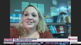 Teacher of the Week: Ms. Amanda Gaughan
