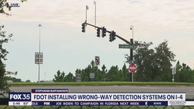 FDOT installing wrong-way detection systems