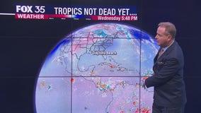 Tracking the Tropics: October 14, 2020