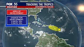 Tracking the Tropics: October 14th