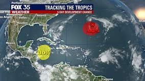Tracking the Tropics: Oct. 17