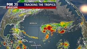 Tracking the Tropics: October 20th