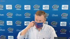 UF, LSU game postponed due to COVID-19 cases