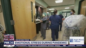 Emotional stress during COVID-19 pandemic