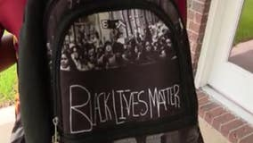 4th-grader says teacher questioned his 'Black Lives Matter' backpack