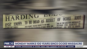 100 years since Ocoee Massacre