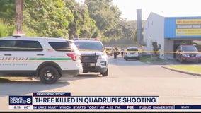 3 killed, 1 injured in Orange County shooting