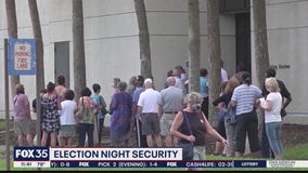 Local law enforcement prepares for possible violence on Election Day