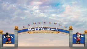 Disney World entrance signs getting makeover to match castle