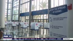 Amway Center opens Monday for early voting