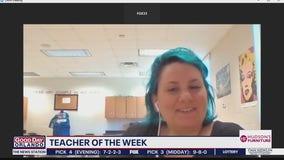 Teacher of the Week: Monique Spann