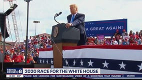 2020 race for the White House