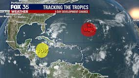 Tracking the Tropics: October 18th