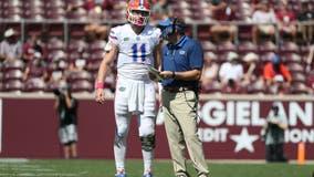 Florida Gators football program has 6 new positive COVID-19 cases
