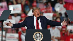 President Trump holds first rally since contracting coronavirus