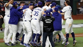 Dodgers win first World Series title since 1988
