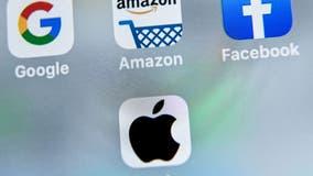 Democrats call for Congress to rein in, break up Google, Amazon, Facebook, Apple