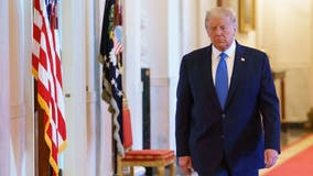 Trump teases stepping in if Republicans oppose multi-trillion dollar stimulus package