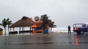 New Orleans braces for hurricane as Zeta swirls over Mexico
