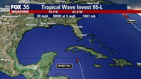 Disturbance near Cuba developing, could affect Florida this weekend