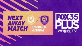 Orlando City travels to face Atlanta United for midweek match
