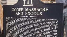 Historic marker to be unveiled in Ocoee in honor of 100th anniversary of Ocoee Massacre