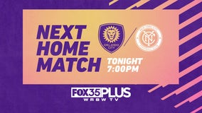Orlando City hosts NYCFC in midweek match