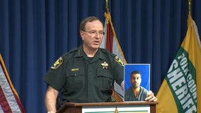 Polk deputies shoot, kill man who charged at them with a machete in Frostproof