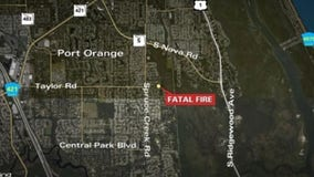 Woman killed in Port Orange house fire, officials say