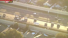 Delays build on SB S.R. 417 after house apparently falls off trailer