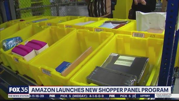 Amazon launches new shopper panel program