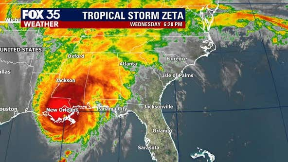 OUC sends crew to Alabama to help with Hurricane Zeta damage