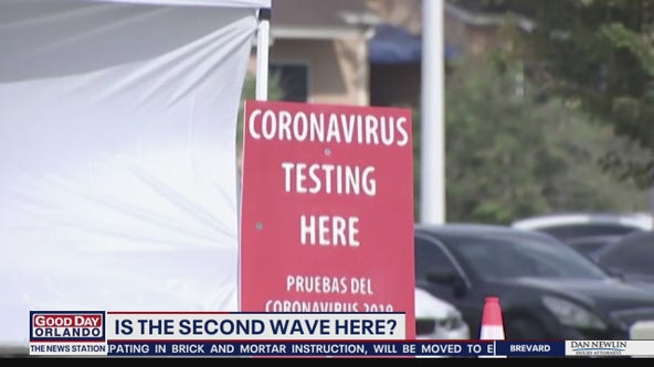 Is the second wave of coronavirus here?