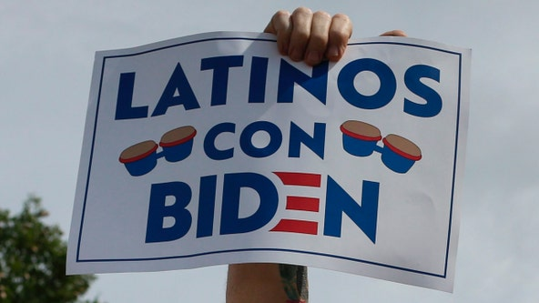 Latinos for Biden event held in Central Florida on Sunday