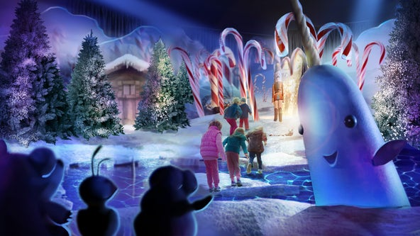Tickets for annual 'Christmas at Gaylord Palms' go on sale