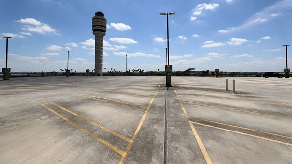 South Terminal at Orlando airport makes progress despite travel woes