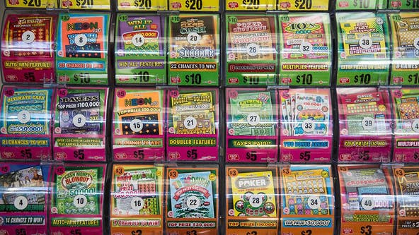 Lakeland man wins $1 million from scratch-off lotto ticket