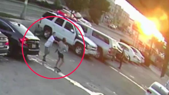 LAPD asks for help identifying woman seen on video attempting to kidnap 1-year-old