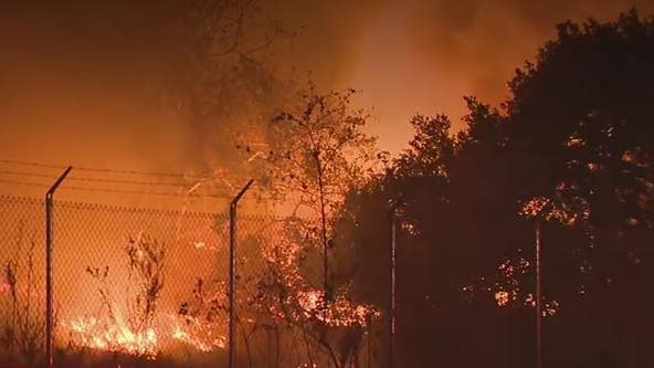 SoCal Edison says its equipment may be involved in start of Silverado Fire, officials say