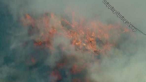 60K evacuated as massive wind-driven Silverado Fire rages in Orange County