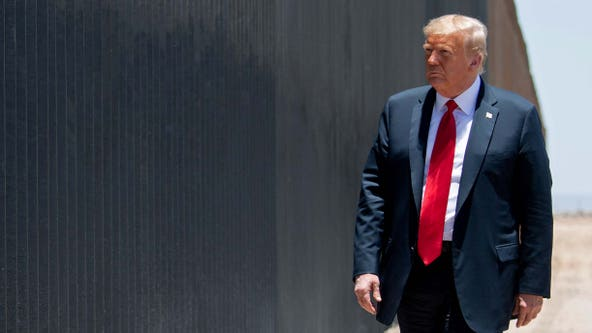 Supreme Court to review 2 cases involving Trump administration policies at US-Mexico border