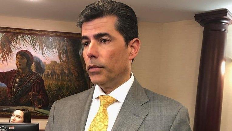 Florida Speaker Jose Oliva