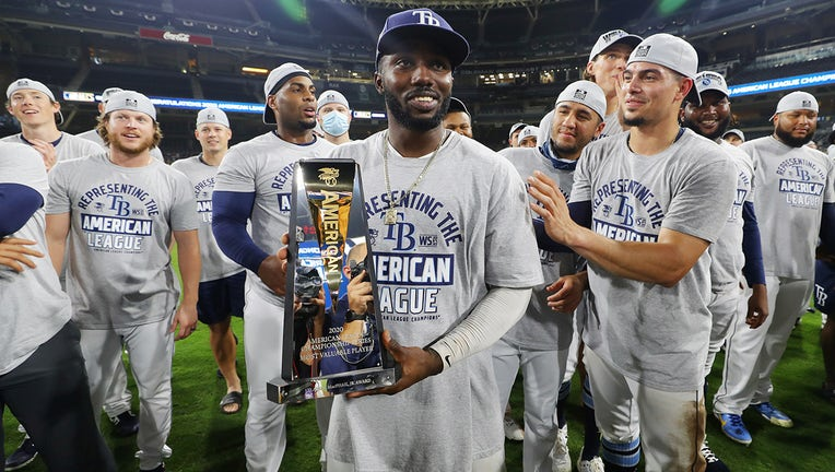9ac67e40-American League Championship Series Game 7: Tampa Bay Rays v. Houston Astros