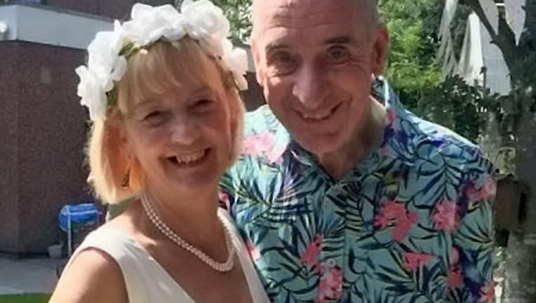 swns wedding dementia